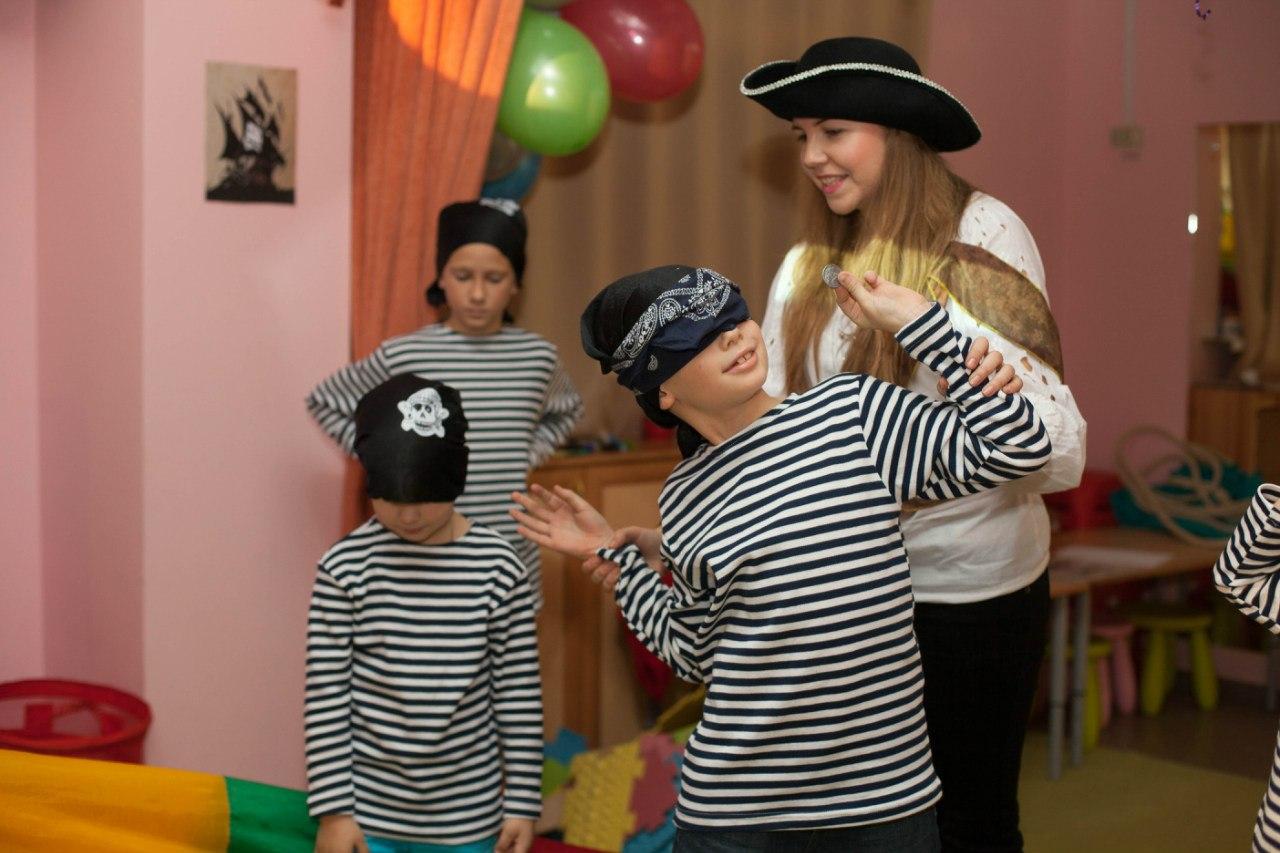 Пиратская вечеринка для детей сценарий фото